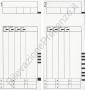 Cartellini per Amano MX300 (conf. 100 schede)