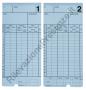 Cartellini per Amano BX1500/1600-EX3500-NE6000 (100 schede)