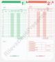 Cartellini per TimeBoy 5/7 (conf. 100 schede)